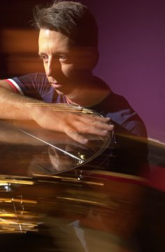 Skip Lowe - drums / percussion